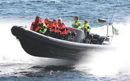 Rib Speed boat